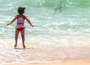 Jumping for joy! Captured on Fort Lauderdale Beach, 2013