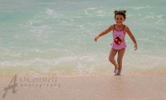 Like a young dancer, at Fort Lauderdale Beach, 2013