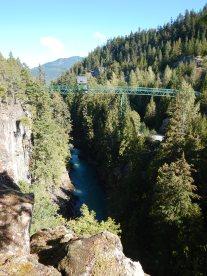 De brug waar je kunt bungeejumpen