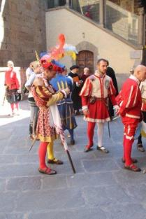 figuranti corteo storico fiorentino (2)