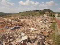 radda, distruzione fabbrica laca (8)
