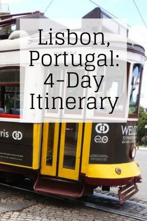 4-day itinerary for Lisbon, Portugal | www.andreapeacock.com