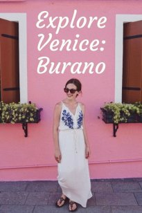 Explore Italy: A guide to the islands of Murano, Burano and Torcello | www.andreapeacock.com