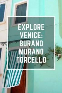 Island Hopping in Venice: Burano, Murano, Torcello | www.andreapeacock.com