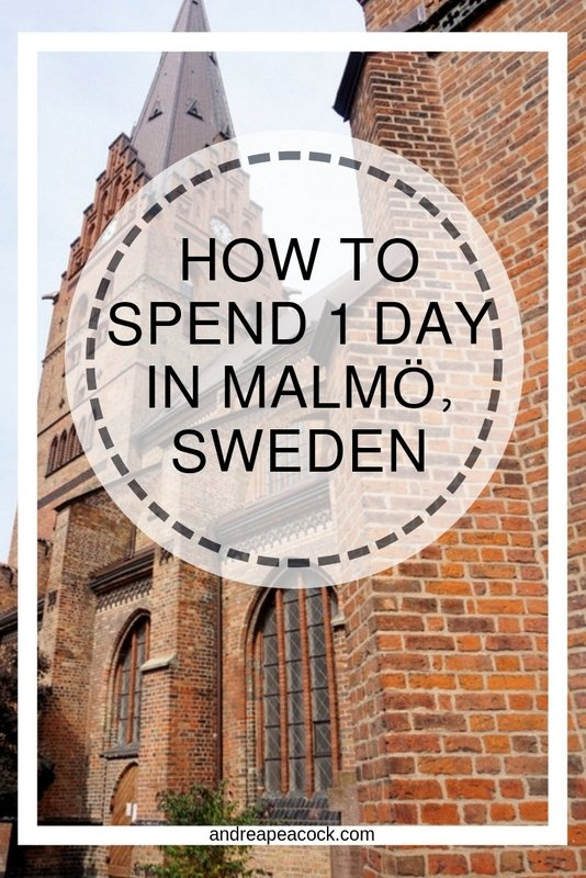 How to Spend 1 Day in Malmo, Sweden | www.andreapeacock.com