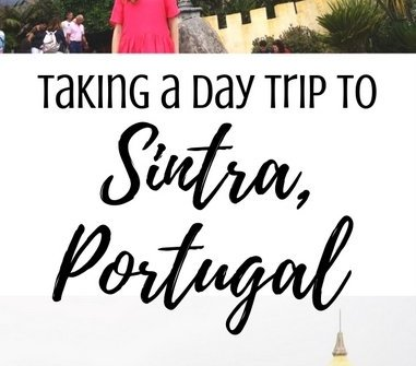 How to Spend One Day in Sintra, Portugal | www.andreapeacock.com