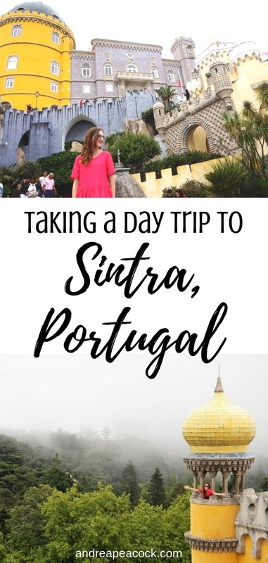 How to Spend One Day in Sintra, Portugal   www.andreapeacock.com