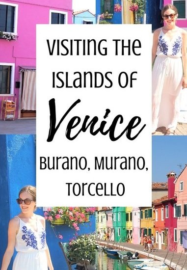 Visiting the islands of Venice, Italy: Burano, Murano, Torcello | www.andreapeacock.com