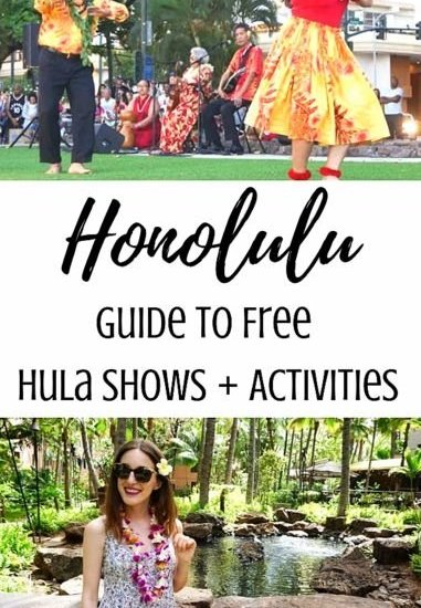 Guide to Free Hula Shows and Cultural Activities in Waikiki, Honolulu