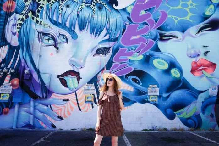 Guide to Instagrammable Murals in Honolulu, Hawaii