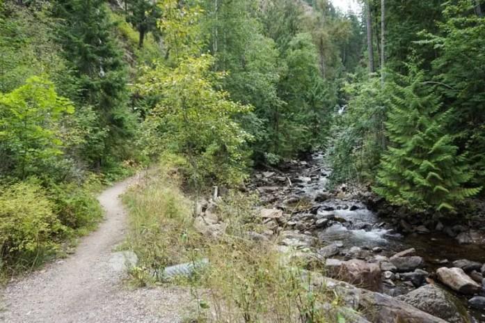 Kamloops, British Columbia Waterfall Guide | Chase Creek Falls | British Columbia Hiking Guide | Canada Hiking Guide
