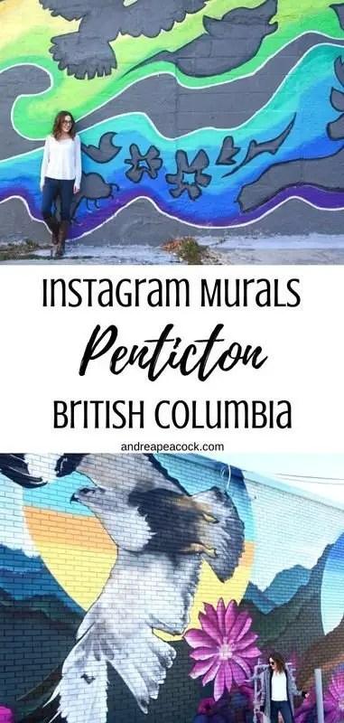 Penticton's Most Instagram-Worthy Murals