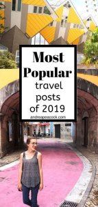 Most Popular Blog Posts of 2019 | Andrea Peacock