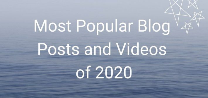 most popular blog posts and videos of 2020