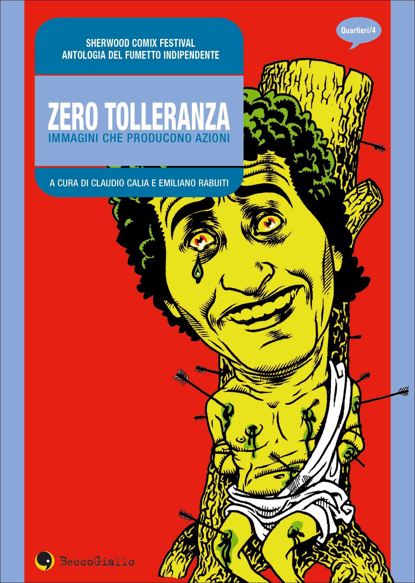 ZeroTolleranza - copertina