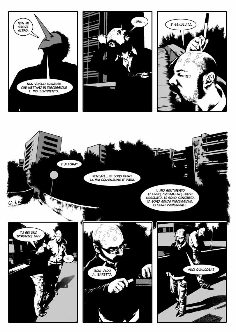 STRONZO! di Armin Barducci p. 3