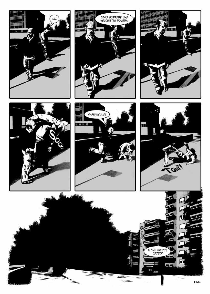 STRONZO! di Armin Barducci p. 4