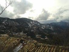 Panorama da L'Alzina d'Alinyà