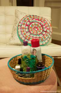 Nail Basket Overview
