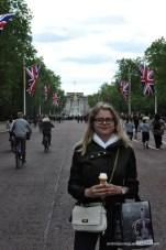 Buckingham Palace! The ice cream was pretty good over the pond, especially the flake!