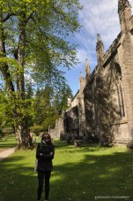 An old Scottish Church! Bring on the sun.