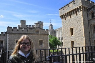 The Tower of London! One of my favorite parts of England was seeing the Crown Jewels!