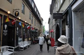 Headed to lunch in Helsingør!