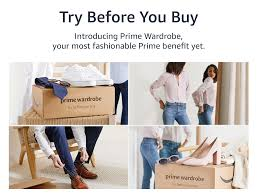 Amazon try