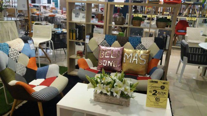 Tempat Belanja Furniture Lengkap di Informa Mall Puri Indah , Jakarta Barat - Tempat saya berlangganan Furniture dan Perabotan Rumah Tangga adalah di toko Informa