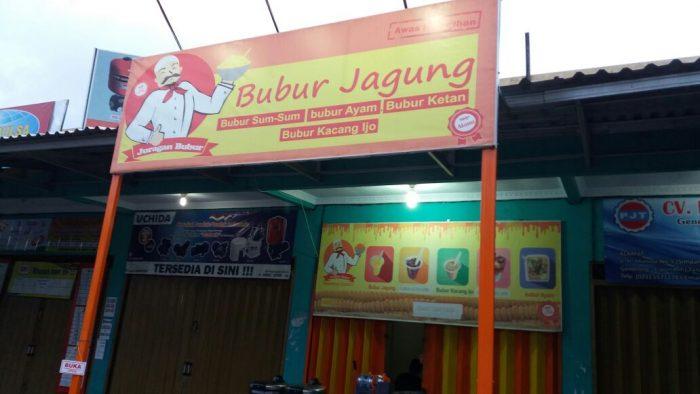 Juragan Bubur Jagung Paling Enak di Tangerang
