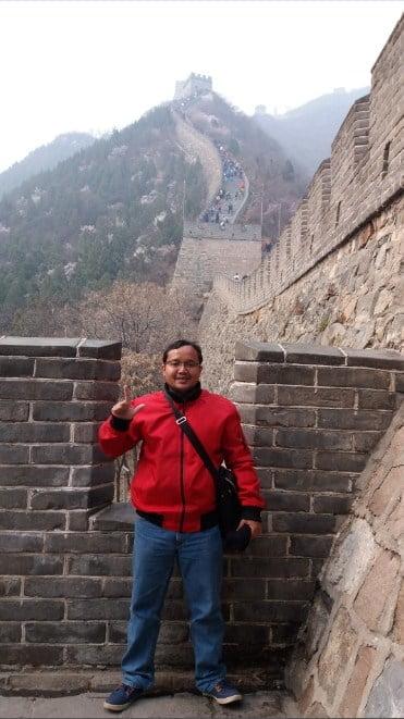 Wisata Dahsyat ke Great Wall Tembok China