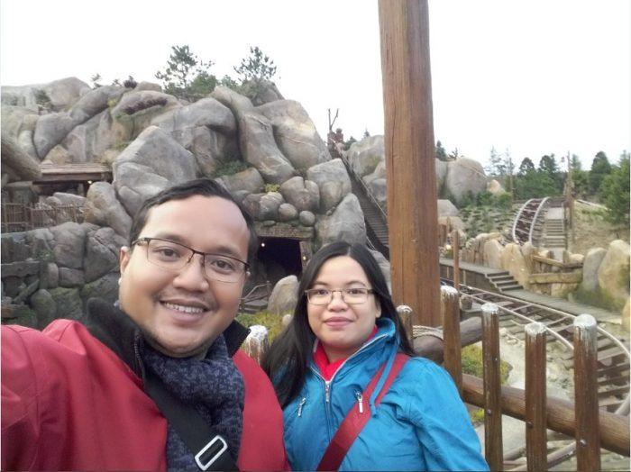 wisata liburan ke shanghai disneyland