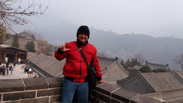 wisata ke great wall tembok china