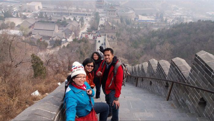 jalan jalan ke great wall china