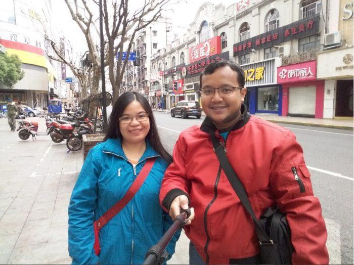 wisata di kota shanghai
