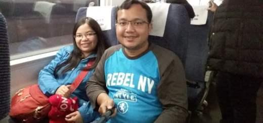 Naik Kereta Cepat Bullet Train dari Shanghai ke Beijing