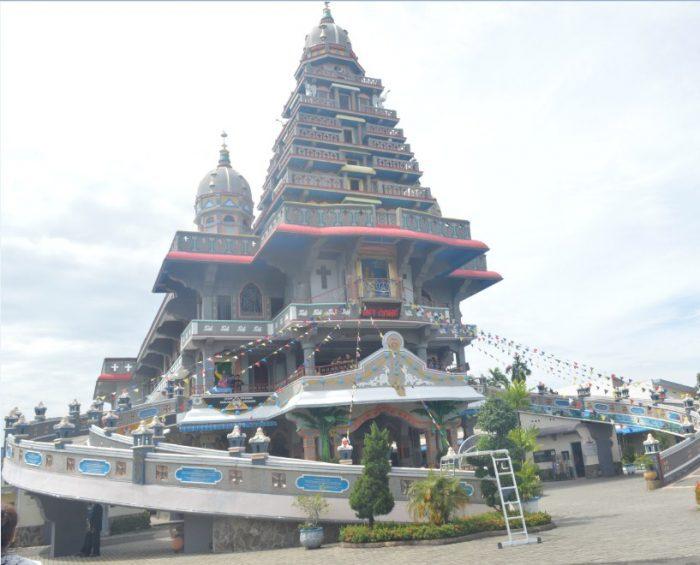 Gereja Katolik Annai Velangkanni