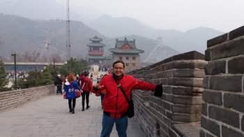 wisata ke tembok china
