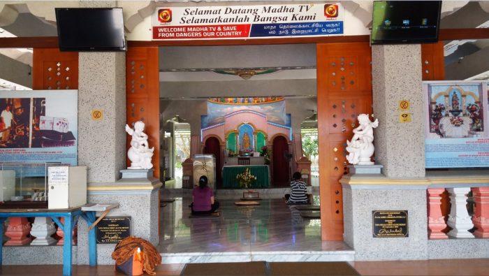 Gereja Annai Velangkanni Medan