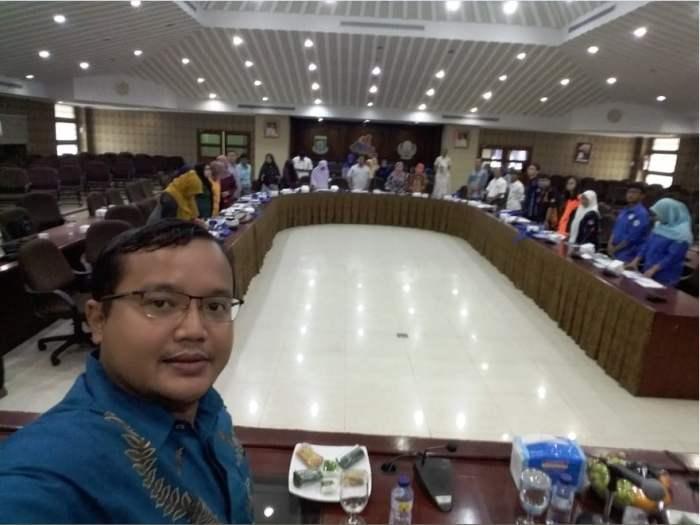 Pembicara Digital Marketing Dinas Kominfo Tangerang