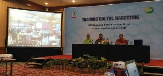 Narasumber Talkshow Digital Marketing Terbaik Indonesia