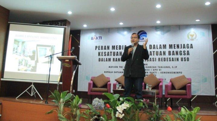 Pembicara Digital Marketing Terbaik di Bontang
