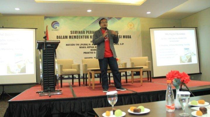 Pembicara Digital Marketing Terbaik di Tarakan