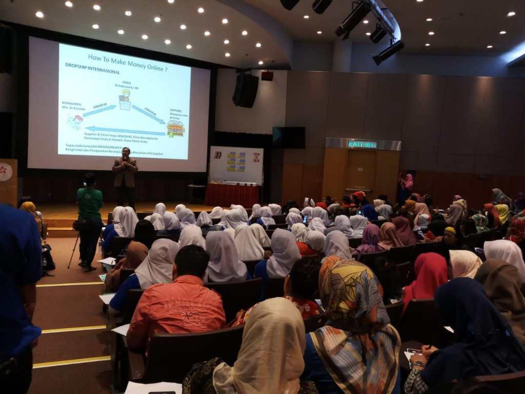 Seminar Digital Marketing di Hongkong