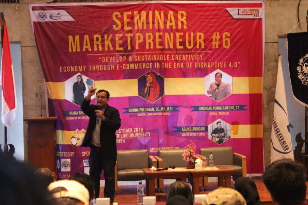 Pembicara Bisnis Online Terbaik Indonesia
