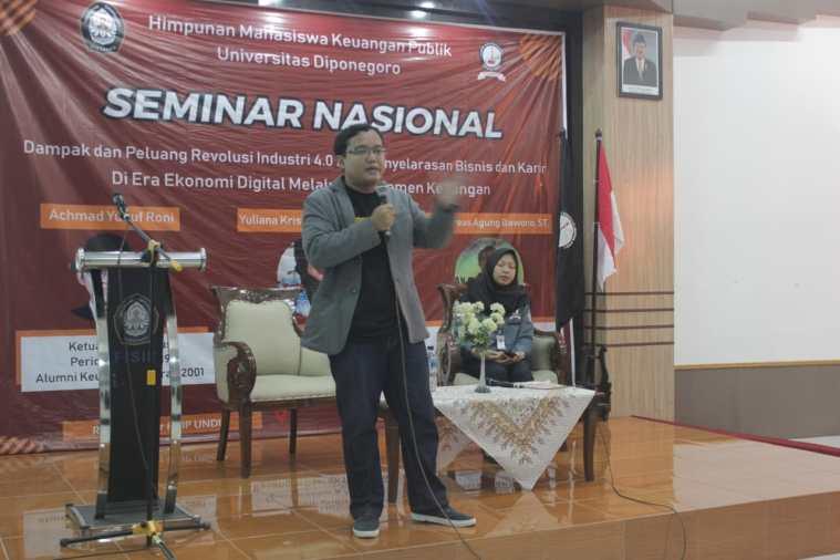 Pembicara Internet Marketing Terbaik Indonesia
