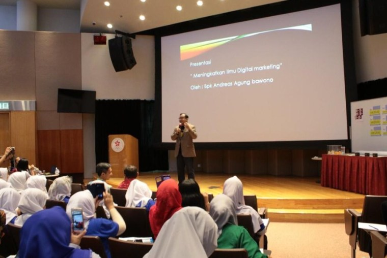 Private Mentor Digital Marketing Terbaik di Tangerang