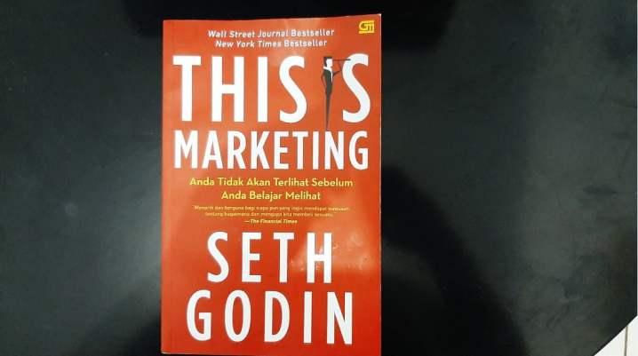 Review Buku This Is Marketing Karya Seth Godin