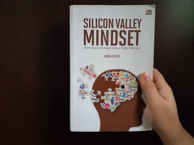 Buku Silicon Valley Mindset Karya Indra Utoyo