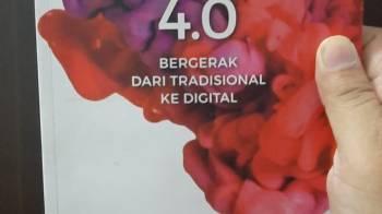 Review dan Resensi Buku Marketing 4.0 Bergerak dari Tradisional ke Digital